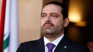 Lesen Sie hier mehr über die Affäre um Hariri.