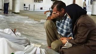 Bürgerkrieg in Syrien – mit Söldnern und Giftgas