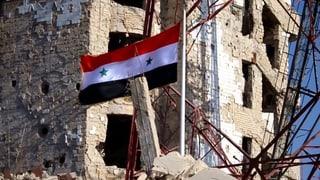 Wiege des syrischen Aufstands fällt zurück an Assad