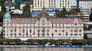 Das Luzerner Hotel Palace wird chinesisch