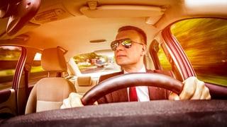Sonnenbrand trotz Autoscheibe