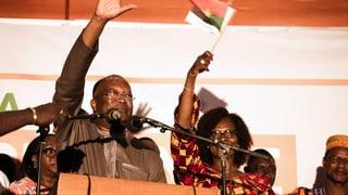 Burkina Faso hat neuen Präsidenten