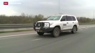 Burkhalter hält an OSZE-Mission fest