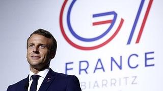 Macron bringt Bewegung in den Iran-Konflikt