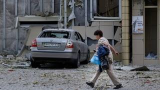 Noch mehr Zivilisten sterben bei Kämpfen in Donezk