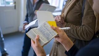 Basel-Stadt führt gratis Deutschkurse für Migranten ein