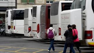 Touristen in Luzern: Hat der Ansturm Grenzen?
