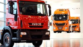 Bereits im Juli wurden mehrere europäische LKW-Hersteller gebüsst.
