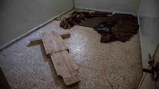 Amnesty zu Assad-Kritik: «Vorwurf völlig aus der Luft gegriffen»