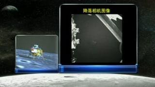 China glückt Landung bei der Mondfee