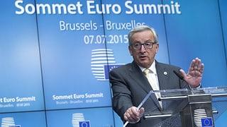 Ultimatum für Griechenland läuft am Freitag ab