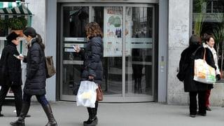 In der ganzen Schweiz einkaufen bis 20 Uhr