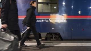 SBB prüft neue Nachtzugverbindungen