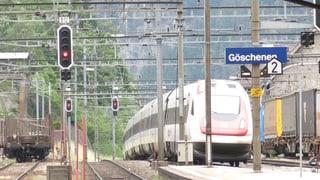 Gotthard-Bergstrecke bleibt am Fernnetz angehängt - vorderhand