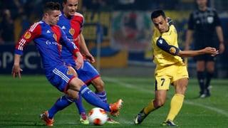 Sommer bewahrt Basel vor Niederlage