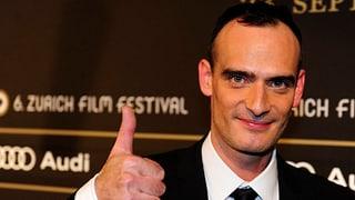 Anatole Taubman kommt mit Dolch und Pferd ans Film Festival