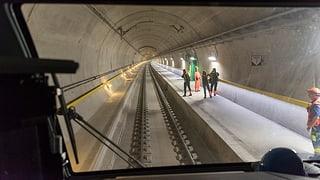 Uri regelt mit SBB Notfallplan für Gotthard-Basistunnel