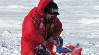 Erschöpfung: Prinz Harry muss Südpol-Expedition unterbrechen