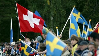 «Are you from Sweden?» (Artitgel cuntegn audio)