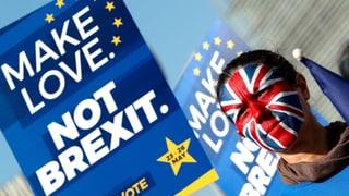 Fast vier Millionen Briten unterzeichnen Petition
