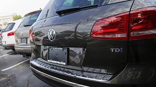 VW und Porsche müssen 800'000 Fahrzeuge zurückrufen