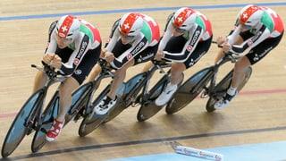 Aargauer Radprofi Silvan Dillier freut sich über Qualifikation