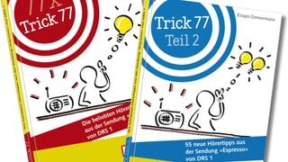 «Trick 77» gibt es auch als Buch
