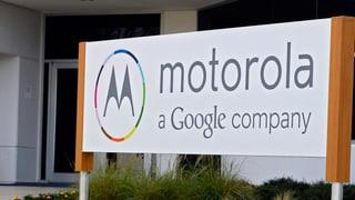 Google verkauft sein Handy-Geschäft