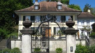 Ortsbürgergemeinde hilft Museum Burghalde und stellt Bedingungen