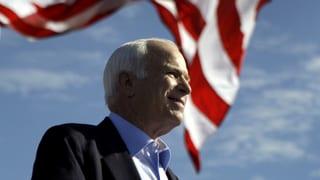 «McCain hat den Boden bereitet für Donald Trump»