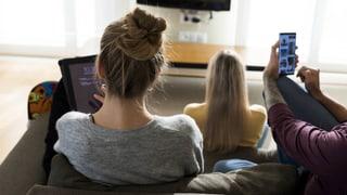 Junge Menschen sind viel online – aber nicht gedankenlos