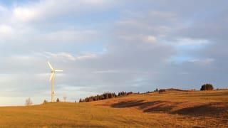 Windpark Grenchen: Auch gegen Baugesuch gibt es Einsprachen