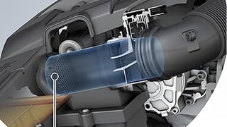Nachrüstung mit Luftgleitgitter erspart VW Milliardenkosten