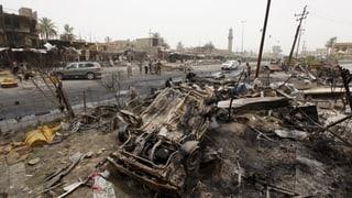 Mehr als 100 Tote bei IS-Bombenanschlag