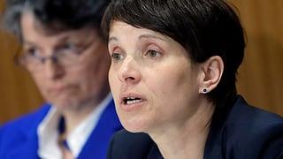 Frauke Petry will nicht AfD-Spitzenkandidatin werden