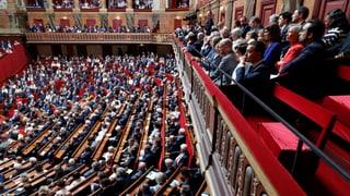 Französischer Senat besiegelt neues Anti-Terror-Gesetz