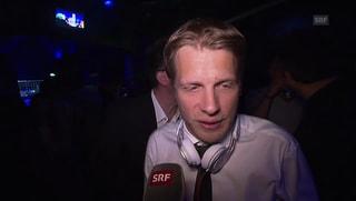 DJ Oliver Pocher in Luzern: «Alle durften mal anfassen»