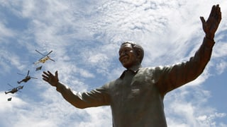 Nelson Mandela weltweit am häufigsten gegoogelt