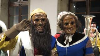 Wenn Ost- und Zentralschweizer gemeinsam feiern