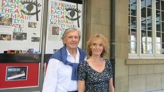 Helmut Förnbacher prägt die Basler Theaterszene seit Jahrzehnten