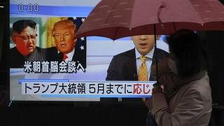 Kim lädt Trump ein – und der sagt zu