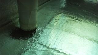 Im Aargau haben sich die Grundwasserpegel nicht überall erholt