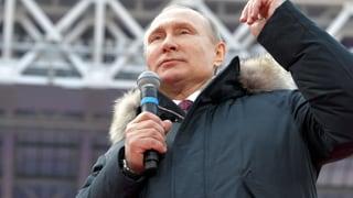 Er ist Russland