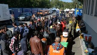 Flüchtlinge: Der Wind dreht in Deutschland