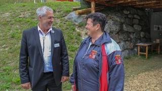 Heidi Diethelm l'olimpionica al Tir chantunal