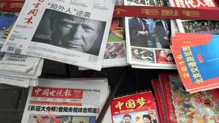 Für Peking ist die Ein-China-Politik nicht verhandelbar