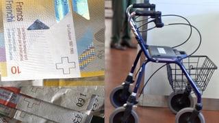Abstimmung im Wallis über Mindestlohn und Langzeitpflege