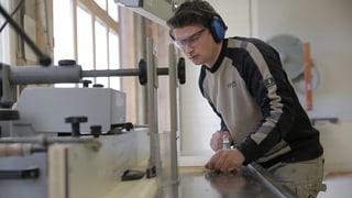 Berufsbild: Zimmermann EFZ (Artikel enthält Video)