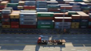 Das Exportland Schweiz profitiert