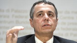 Ignazio Cassis vul dapli dunnas en il Cussegl federal